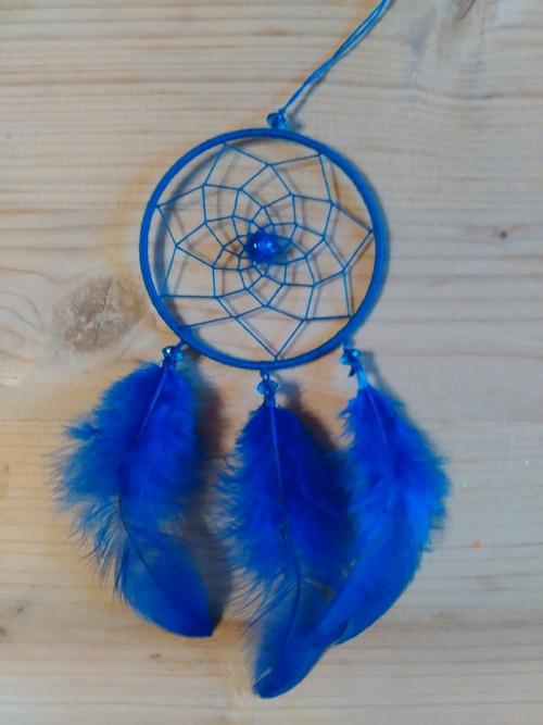 Lapač snů MINI modrý