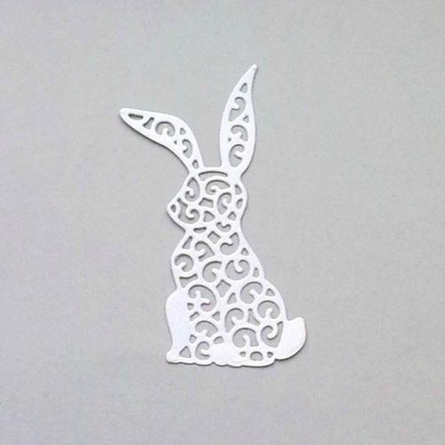 Výsek - Velikonoční zajíček - barva dle přání