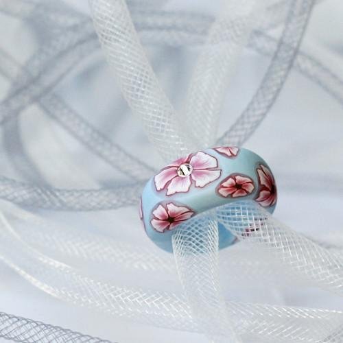 Už kvetou sakury - prsten