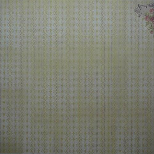 Jednostranná čtvrtka 30,5x30,5 cm