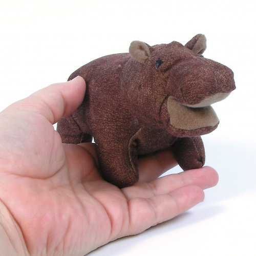 Hrošík Vítek - autorská hračka