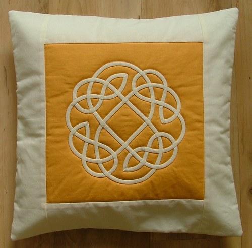 Polštář Keltský uzel