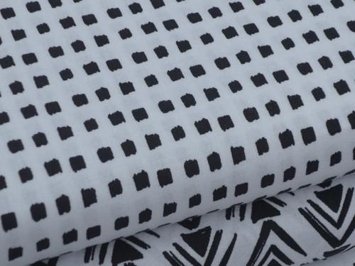 La Déco  černo-bílé  KATEL