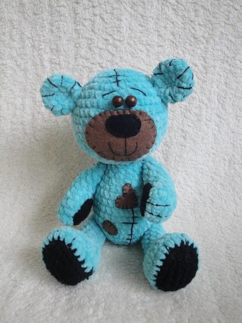 heboučký moudroučký medvídek:-)