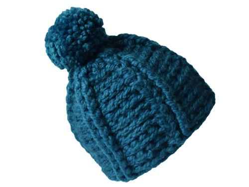 Kulich PETROL BLUE BIG