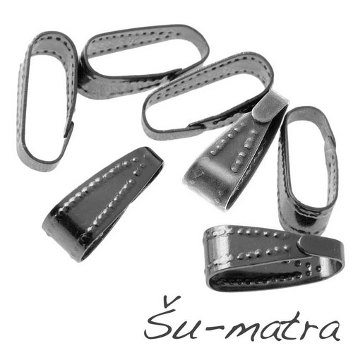 Šlupna gunmetal, 4x11 mm (10 ks)