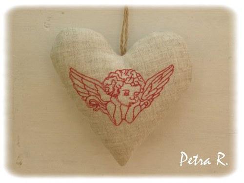 Anděl v srdci