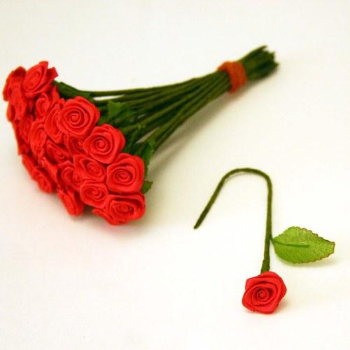 dekorace-růže 2ks
