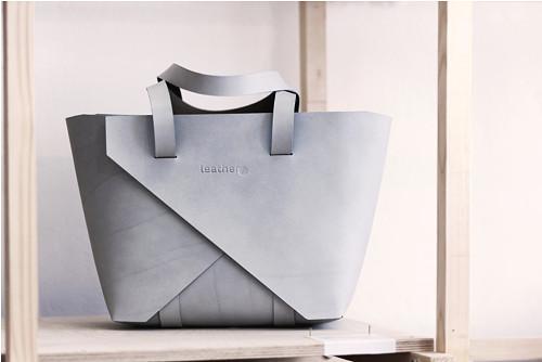 Shopper - Origami Stone