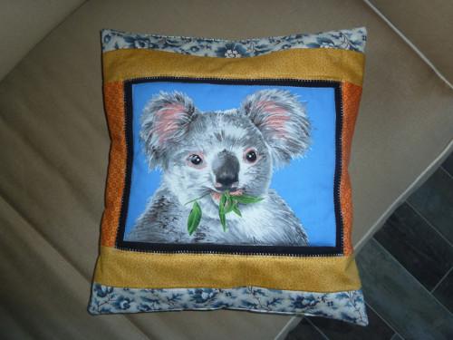 Koala se svačinkou