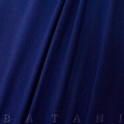 Jednolíc elastický modrý