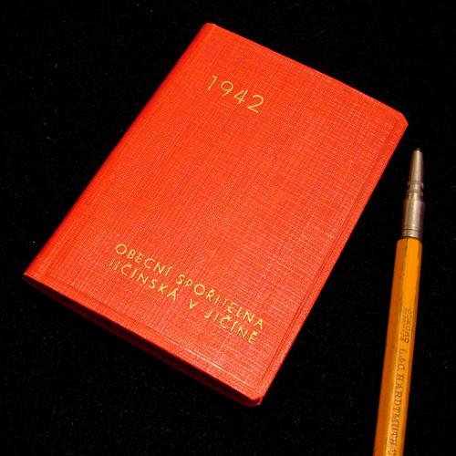 Středa, 27. května 1942 - kapesní diář 1942