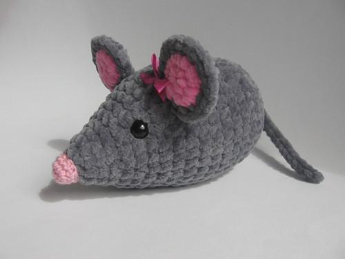 Šedá Myš