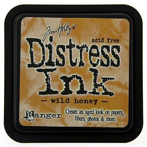 Inkoustový polštářek Distress / Wild Honey
