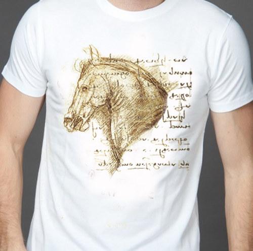 """Pánské triko,,Leonardo II \"""""""