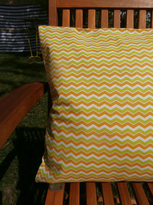 Povlak na polštářek letní- 40 x 40 cm