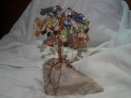 Čakrový stromeček Palmička