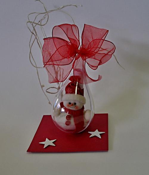 vánoční aranžmá