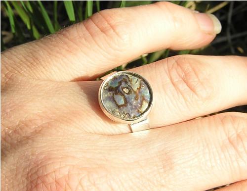 Perleťové prsteny