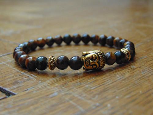 Náramek z minerálu Budha