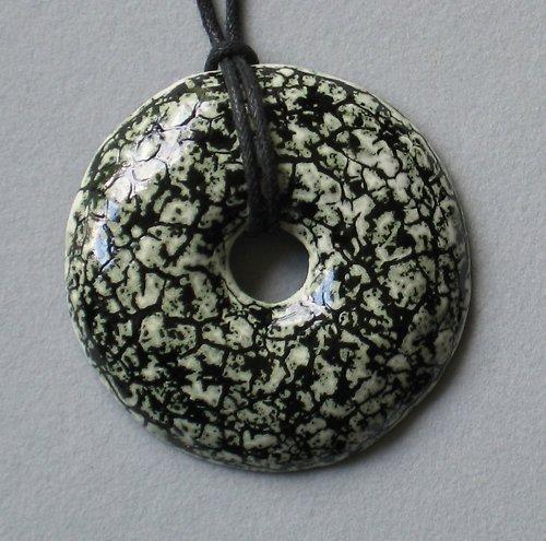 029 SmD - mramorovaný donut