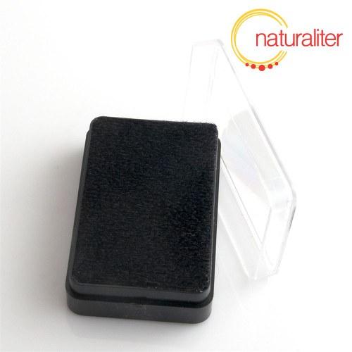 Krabička na šperky černá obdélníková