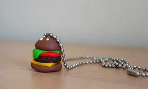 Hamburger řetízek