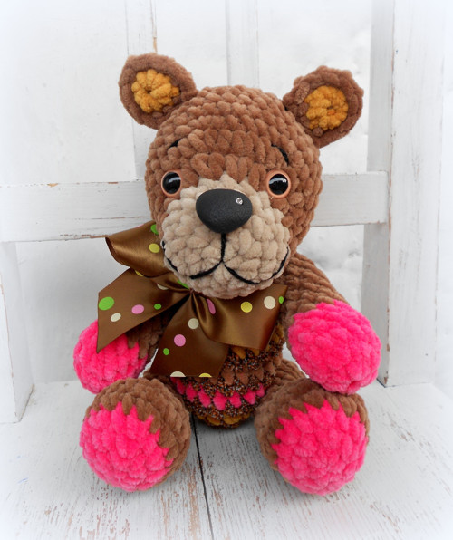 Medvídek Cukrblík