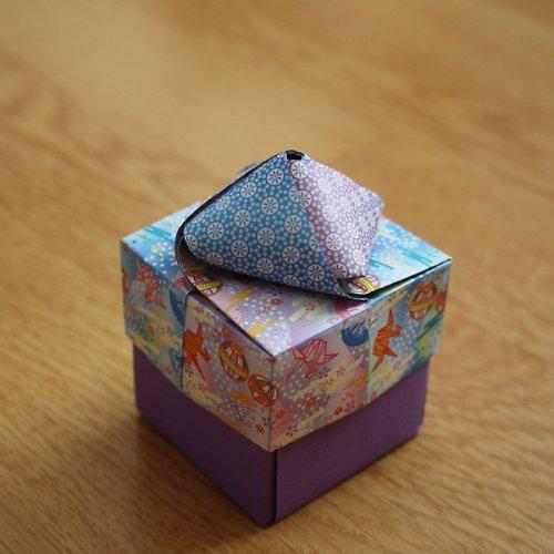 krabička s čepicí