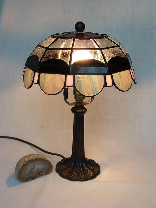 Tiffany lampa SVÍTÁNÍ