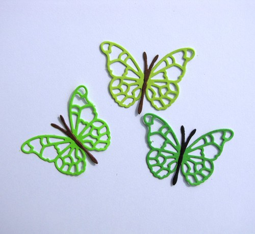 Motýl malý - 3 ks