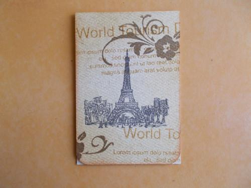 Magnetická záložka do knihy-Paris