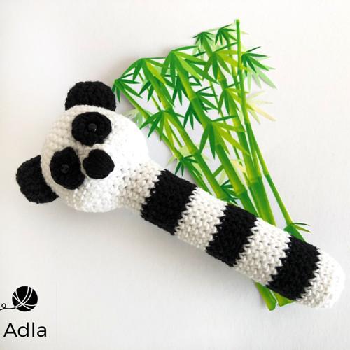 Chrastítko - Panda