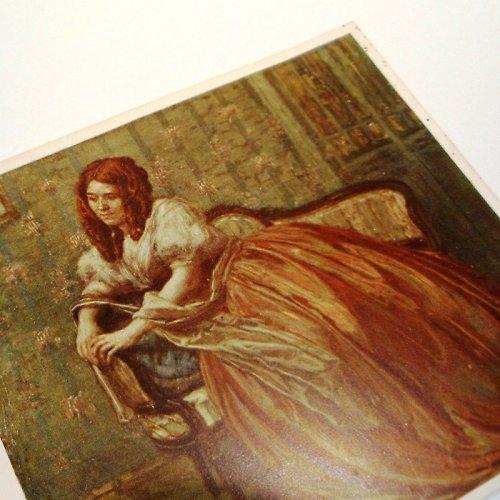 Bém KOSTÝMNÍ STUDIE - pohlednice č. 1047