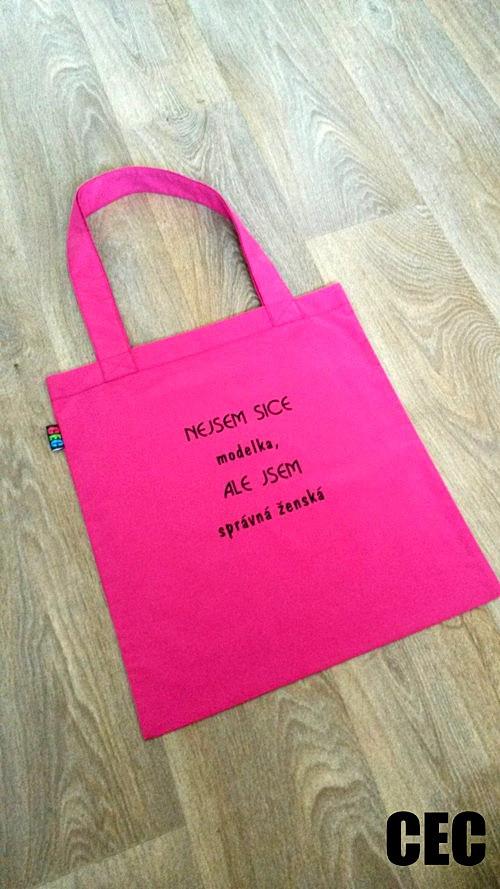 Model nákupní taška