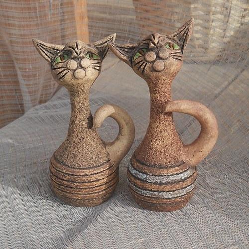 Kočky Jolana a Johana