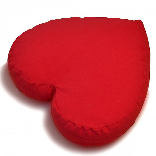 Polštářek - červený