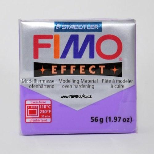 FIMO Effect / Transparentní fialová (604)