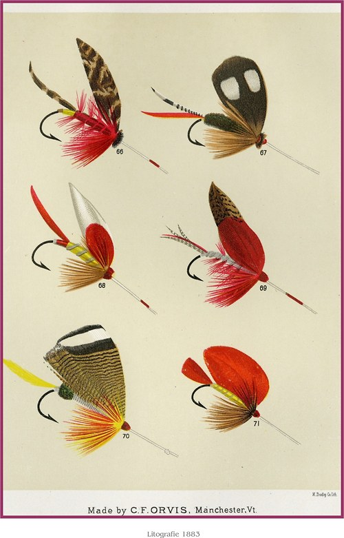 Rybářské mušky I