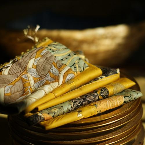 Luxus na všední den aneb 5 morrisovských pytlíčků