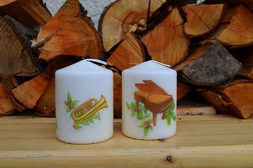 Svíčka - hudební nástroje