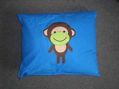Polštář opičák