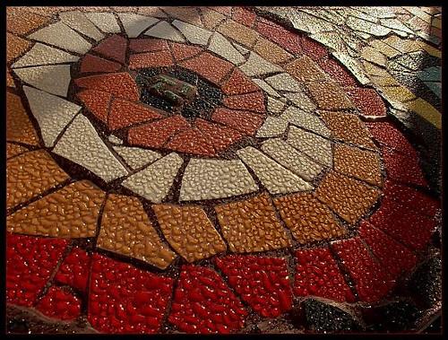 Workshop keramické mozaiky