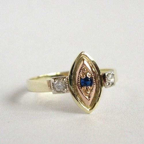 Napříč časem I (zlatý prsten)