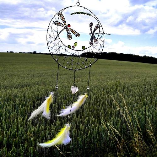 pro sny lehké jako křídla vážky...