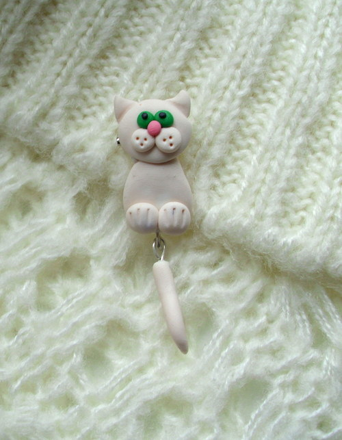 Kočička - brož