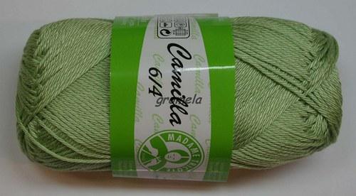 Camilla 5055 (hrášková)