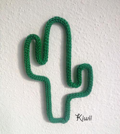 Pletení kaktusu