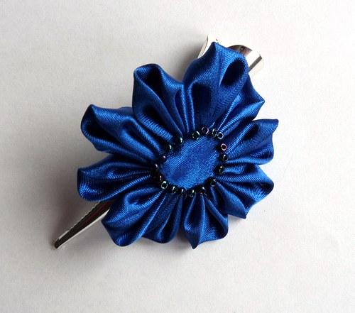 Modrý květ S01