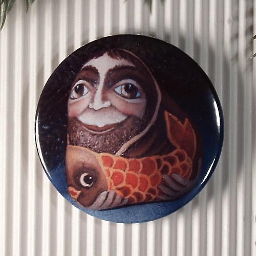 Figurka 13 magnet